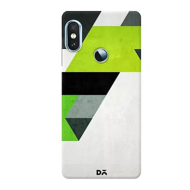 DailyObjects Dyne Wyth Case Cover For Xiaomi Redmi Note 5 Pro Multicolor Price in India