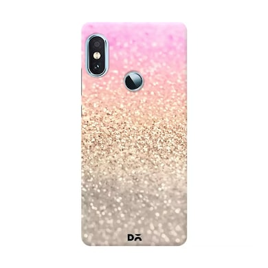 DailyObjects Gatsby Pink Case Cover For Xiaomi Redmi Note 5 Pro Multicolor Price in India