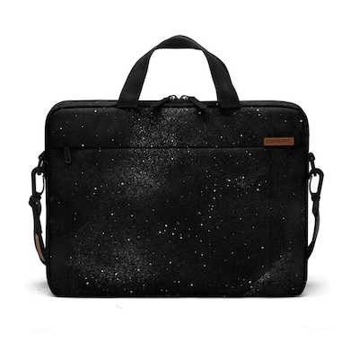 DailyObjects Gravity City Compact Messenger Bag For Up To 15.5 Inch Laptop Or Macbook Multicolor Price in India