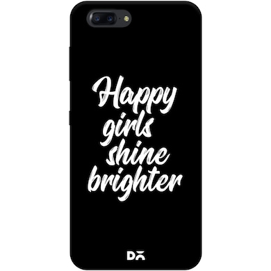 DailyObjects Happy Girls Case Cover For Huawei Honor V10 Multicolor Price in India