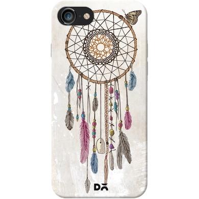 DailyObjects Lakota Dream Catcher Case Cover For iPhone 8 Multicolor Price in India
