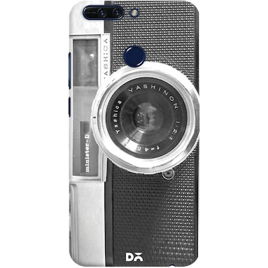 online store c1ab0 ffc3b DailyObjects Old School Camera Case Cover For Huawei Honor 8 Pro
