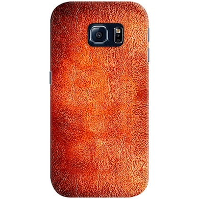 low priced c6c9e 9dbbd DailyObjects Shades of Brown Print Case For Samsung Galaxy S6 Edge