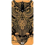 Buy DailyObjects Warrior Owl Case For Nokia 6 Multicolor Online