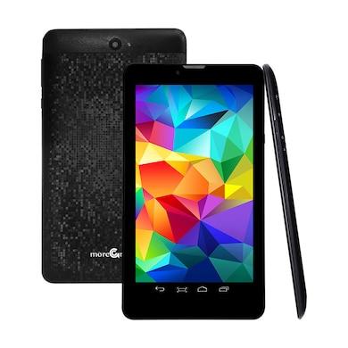 Datawind Moregmax 4G7Z Wi-Fi 4G Calling Tablet Black, 16 GB Price in India