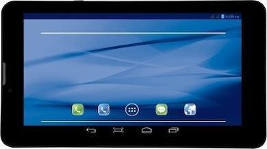 Datawind UbiSlate 3G7+ Calling Tablet Black, 4 GB Price in India