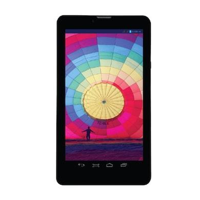 Datawind Ubislate 3G7X Calling Tablet Black, 8GB Price in India