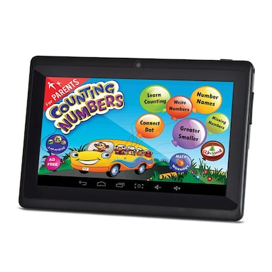Datawind Ubislate 7W Wifi Tablet Black, 4GB Price in India