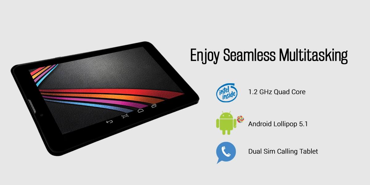 Datawind Ubislate i3G7 Tablet Photo 7