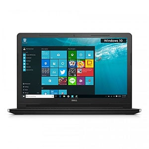 Buy Dell Inspiron 3555 15.6 Inch Laptop (APU Quad Core/4GB/500GB/Win 10) Online