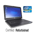 Buy Refurbished Dell Latitude E5430 14 Inch Laptop (Core i5 3rd Gen/4GB/320GB/Win 7) Black Online