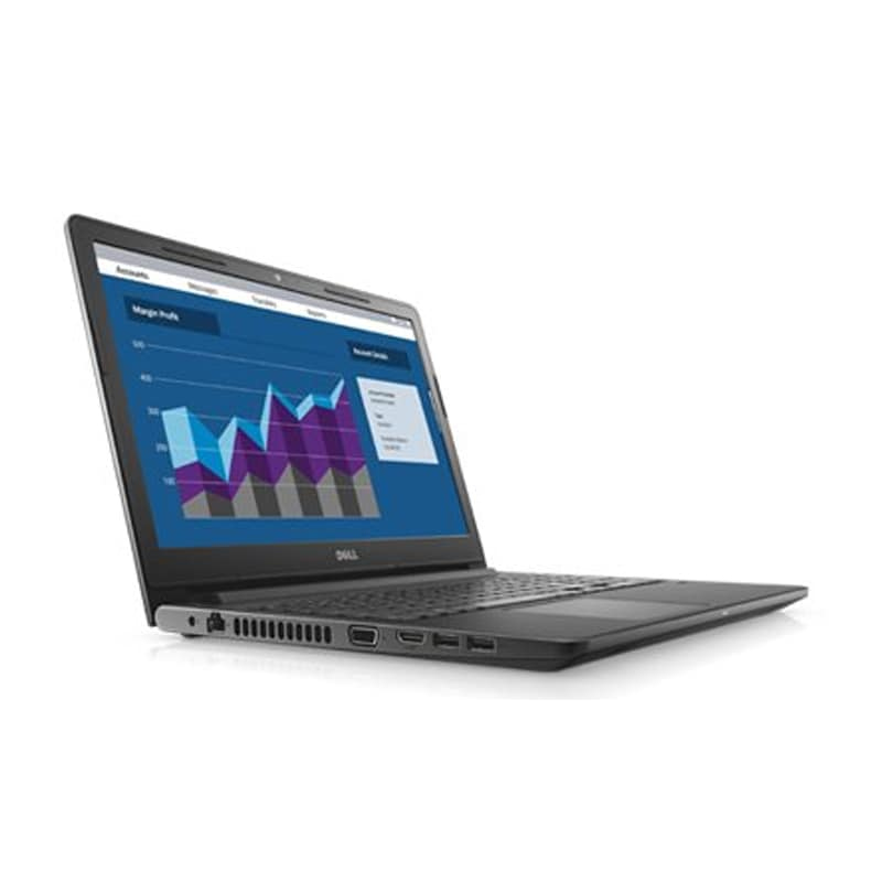 Buy Dell Vostro 15 3568 Z553505UIN9 15.6 Inch Laptop (Core i3 6th Gen/4GB/1TB/DOS) Black online