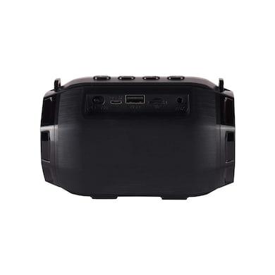 Detel Boom DBTS-20 5W Bluetooth Speaker Black Price in India