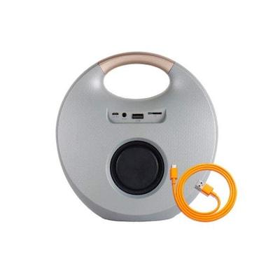 DETEL DBTS-70 SoundGear 8W Bluetooth Speaker Grey Price in India