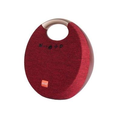 DETEL DBTS-70 SoundGear 8W Bluetooth Speaker Red Price in India