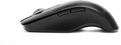 DGB Curve 3D Wireless Optical Mouse Black Price in India