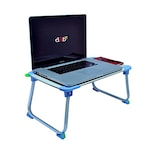 Buy DGB Dime U2 Multi functional Laptop Table Blue Online