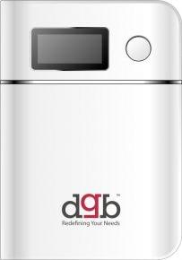 Buy DGB Maven PB11000 Power Bank 10400 mAh with Original Samsung Cells White online