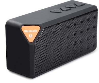 DGB Monk X3 Portable Bluetooth Speakers Black images, Buy DGB Monk X3 Portable Bluetooth Speakers Black online