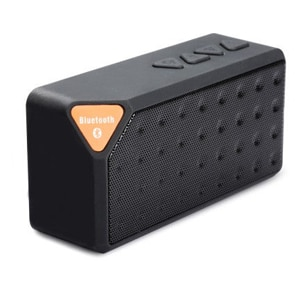 DGB Monk X3 Portable Bluetooth Speakers Black