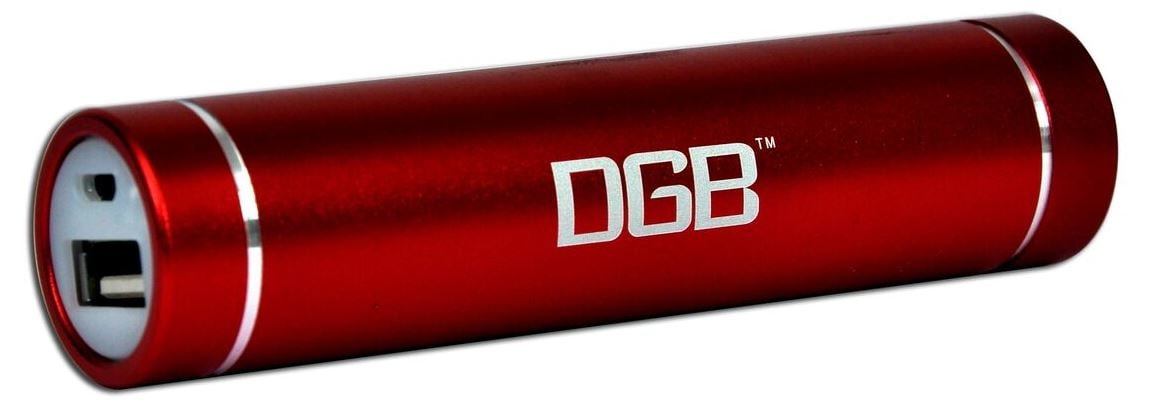 DGB Mustang PB-2400 Power Bank 2200 mAh Red images, Buy DGB Mustang PB-2400 Power Bank 2200 mAh Red online