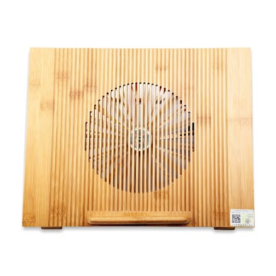 DGB Rolo Plus Laptop Cooling Pad Wooden Price in India