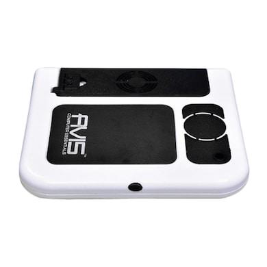 DGB Turbo Laptop Portable E-Table White Price in India