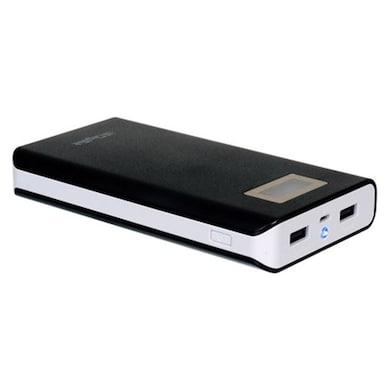 Digitek DIP 15600L LED display Power Bank 15600 mAh Black Price in India