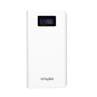 Digitek DIP 15600L LED display Power Bank 15600 mAh White Price in India