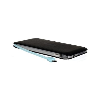 Digitek DIP 6000 Li- Polymer Battery Power Bank 6000 mAh Black Price in India