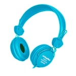 Buy Digitek DSH 001 Over Ear Headphones Blue Online