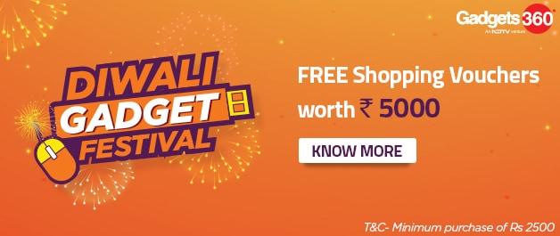 Diwali Gadgets Festival