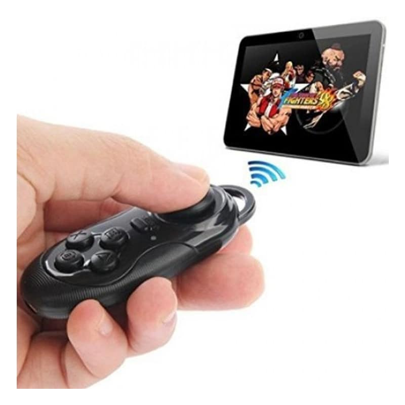 Domo MagicKey BC1 Mini Bluetooth Controller for all Gamepad, Selfie Shutter Remote, Mobile Black images, Buy Domo MagicKey BC1 Mini Bluetooth Controller for all Gamepad, Selfie Shutter Remote, Mobile Black online at price Rs. 490