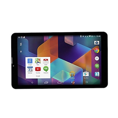 Domo Slate S5 3G Calling Tablet White and Black, 8GB Price in India