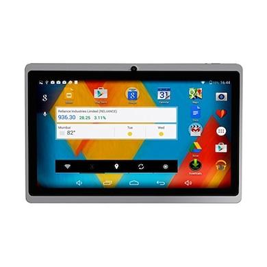 Domo Slate X15 3G via Dongle + Wifi Tablet White, 4GB Price in India