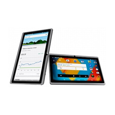 Domo Slate X15 Wi-Fi + 3G via Dongle Tablet With 1 GB RAM White, 8GB Price in India
