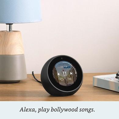 Amazon Echo Spot White Price in India