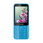 Buy Edge E10 Feature Phone Dual SIM With FM Blue Online