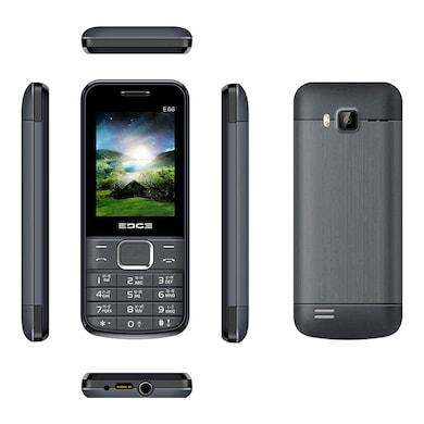 Edge E66 2.4 Inch Display, FM Radio, Camera,1500 mAh Battery Black images, Buy Edge E66 2.4 Inch Display, FM Radio, Camera,1500 mAh Battery Black online at price Rs. 935