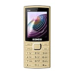 Buy Edge E99 Feature Phone With Dual SIM and Wireless FM Gold Online