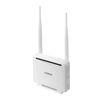 Edimax AR-7286WnA N300 Wireless ADSL Modem Router White Price in India