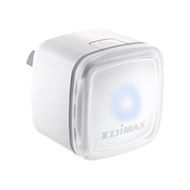 Edimax EW-7438RPn AIR N300 Smart Wi-Fi Extender with Smartphone Companion APP White Price in India