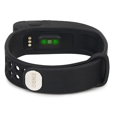 ENRG Actiwear Beats Smart Band Black Price in India