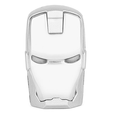 Enrg Iron Man Face 16 GB USB 2.0 Pendrive Silver Price in India