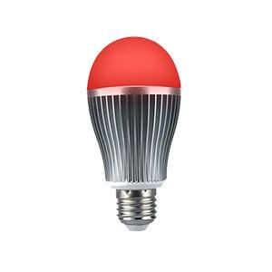 ENRG Led Remote Controlled Prism Bulb Silver