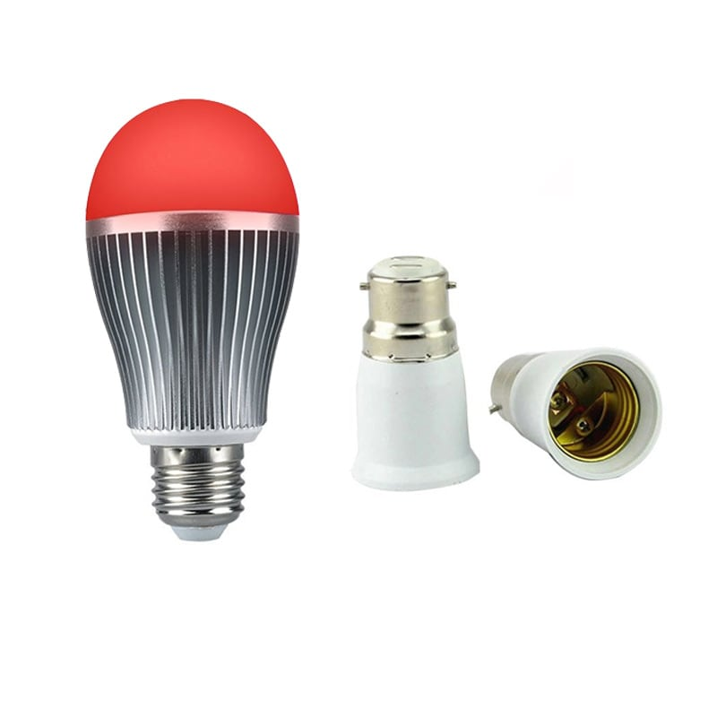 Buy ENRG Led Remote Controlled Prism Bulb Silver online