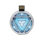Buy ENRG Pen Drive 16GB Energy Arc Reactor Pendrive With Blinking Arc feature Silver Online