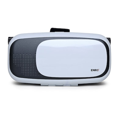 ENRG VR Able Focus - Angle 70-80 Degree Fully Adjustable VR Glasses White and Black Price in India