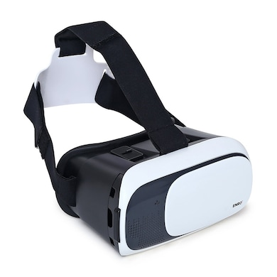 ENRG VR Able Glass Angle 70-90 Degree Fully Adjustable VR Glasses Black and White Price in India