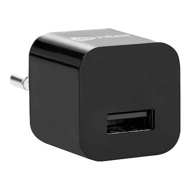 Enter E-TC1A Usb Travel Charger Black Price in India